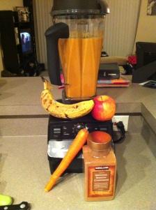 carrot cake shake2
