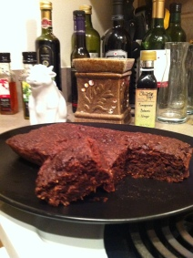 plantain brownie2