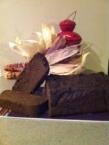 Double Chocolate Pumpkin Bread!
