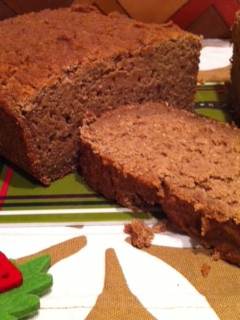 Honey Cider Bread (Vegan, Gluten Free)
