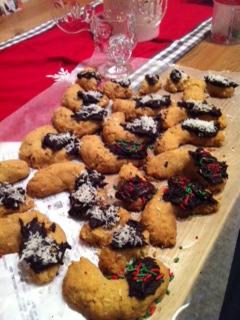 Christmas cookies like grandma