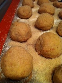 walnut butter balls gluten free
