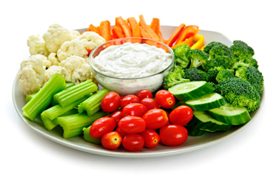 veggies-and-dip