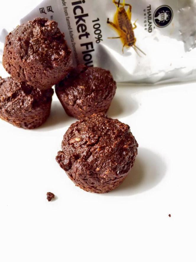 Delicious Coconut Cricket Brownies